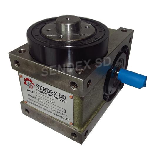 SD45DF弧面法兰型凸轮分割器