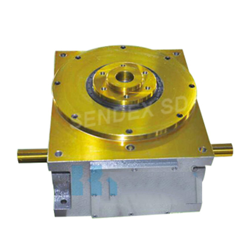 Y130FH圆柱中空法兰型凸轮分割器
