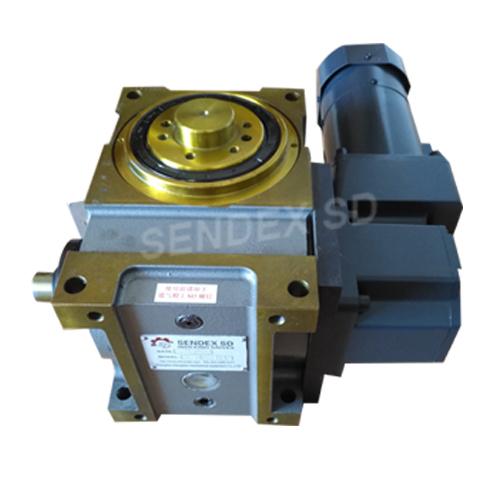 SD80DF弧面法兰型凸轮分割机