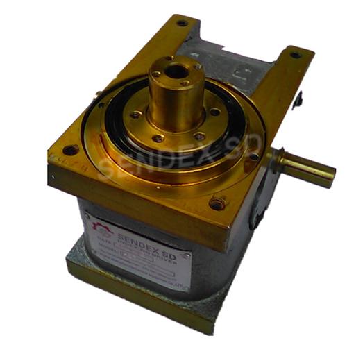 SD60DF弧面法兰型凸轮分割器