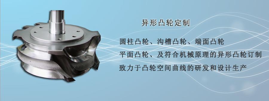 异形凸轮定制