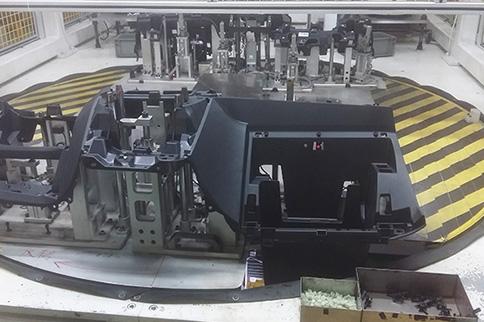 圣盾为武汉东风汽车提供重重负载专用凸轮分割器