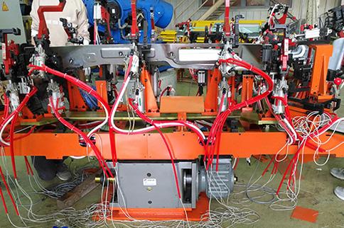 圣盾为上海联民机械提供重负载专用凸轮分割器