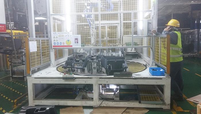 武圣盾为武汉东风汽车提供重重负载专用凸轮分割器