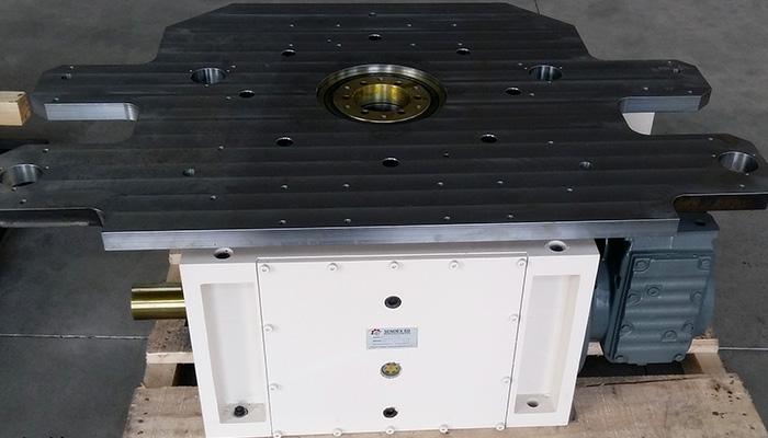 圣盾为厦门东南汽车提供重负载专用凸轮分割器