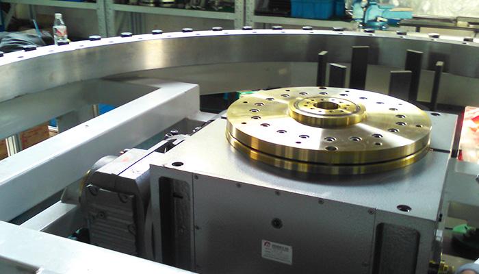 圣盾为杭州台资企业提供重负载专用凸轮分割器
