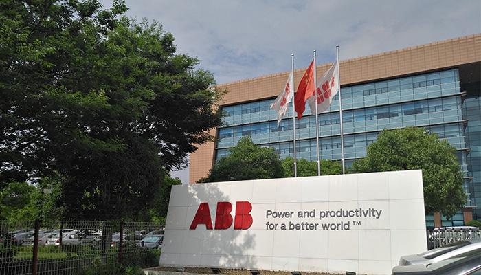 圣盾为ABB公司提供重负载专用分割器